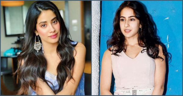 #WomenForWomen: Janhvi Proves That She Supports Her Contemporary Sara Ali Khan