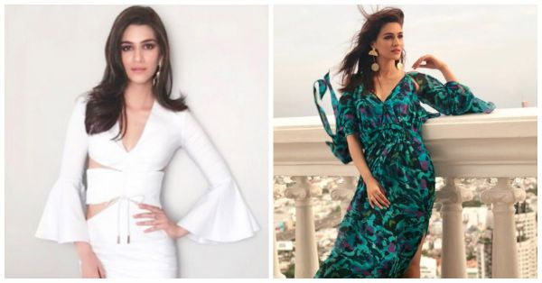 20 Looks That Prove Kriti Sanon Dresses Like Every Girl Next Door!