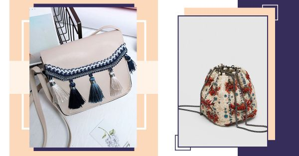 Cross This Off The List: 7 Crossbody Bags To Wear With Your Casual Desi 'Fits
