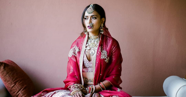 This Bride's Elaborate Wedding Jewellery Was Even Better Than Sonam Kapoor's!
