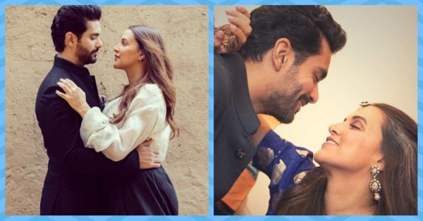 10 Photos Of Angad Bedi And Neha Dhupia That Prove *Pyaar Dosti Hai*