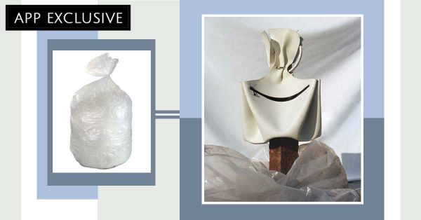 From A Garbage Bag To A FAB Handbag, Khaore Is Proof That Inspiration Is Everywhere!