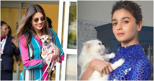 8 Bollywood Celebs With Their Cute Pets Will Make Your Heart Go 'Paw Wow'