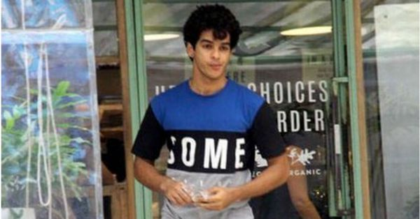 Kuch Khatta(r) Kuch Meetha: Ishaan Khatter Wore *Capris* With Socks & We Don't Know How We Feel