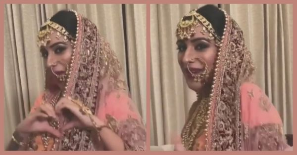 A Bride Did The Kiki Challenge And I Can't Even Walk In A Heavy Lehenga!
