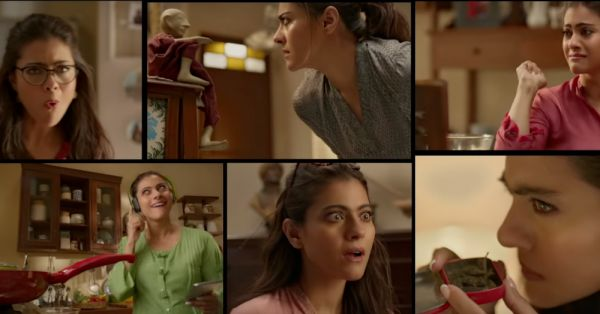 Helicopter Eela Trailer: Kajol Is Back As An Overprotective Mom & She's Hilarious!