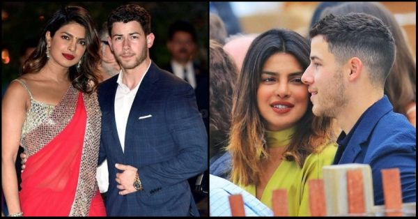 BUSTED! Priyanka Chopra Caught Hiding Her Engagement Ring & Slipping It Into Her Pocket