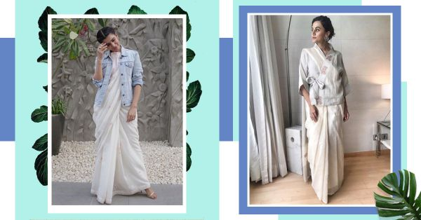 Indianwear 101: Bollywood Celebs Show Us FAB Ways To Pair A Saree With A Jacket