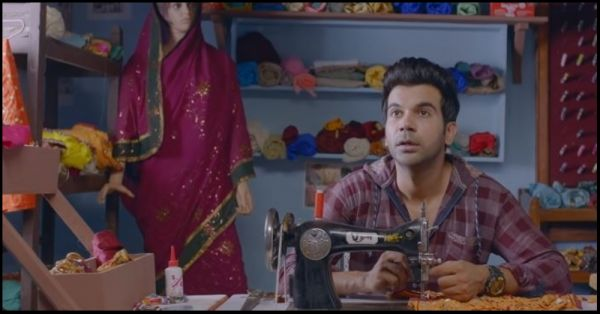 The New Teaser Of Stree Has Rajkumar Rao At His Funniest Best As Vicky The Tailor!