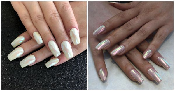 This DIY Chrome Manicure Is Perfect For Your Lazy Sunday Afternoon!