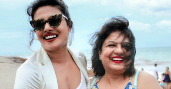 Mama Chopra Has Some Important Marriage Advice For Newly Engaged Priyanka And Nick!