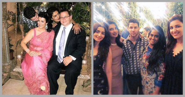 All The Pictures & Videos You Might Have Missed From PeeCee's Engagement Bash!