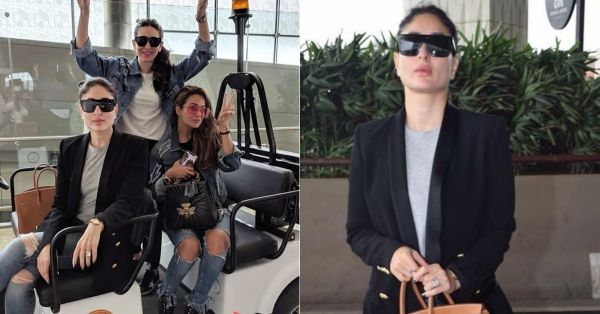 Kareena Kapoor Khan's Business Casual Look Will Have You Buying A Black Blazer RN