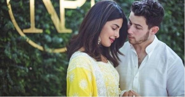 Nick Jonas And Priyanka Chopra Hired The Same Wedding Planners As Virushka!