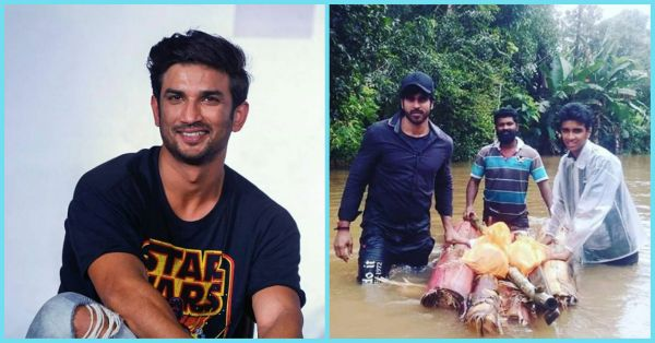 #StandWithKerala: SRK, Sushant Singh Rajput & Farhan Akhtar Contribute To Relief Fund