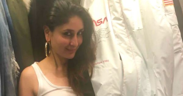 Kareena Kapoor Fangirling Over BFF Karan Johar's Closet Is Every Fashion Girl Ever!