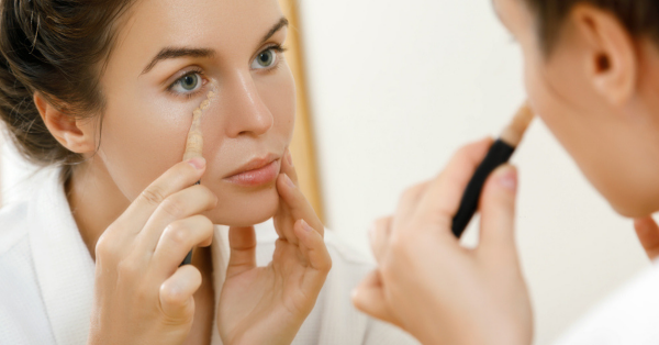 Foundation Or Concealer - How To Apply Foundation And Concealer ...