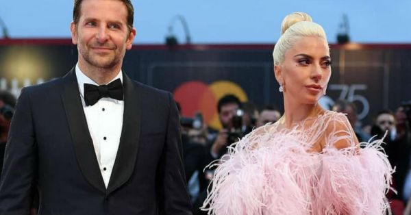 Lady Gaga Wore An H2T Feathered Look & I CANNOT Keep A *Poker Face*