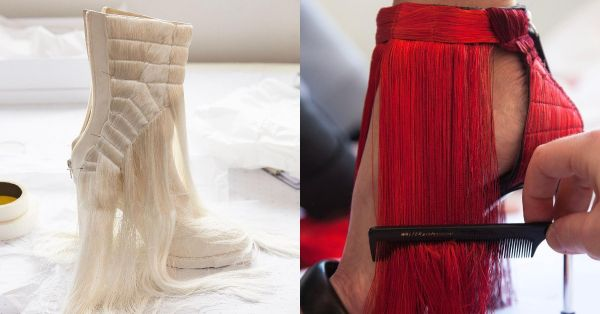 Alexander McQueen's Fringe Shoes Are Prettier Than Your Best Insta Post