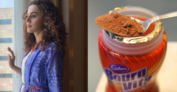 Taapsee VS Bournvita, Who Wore Purple & Orange Better?