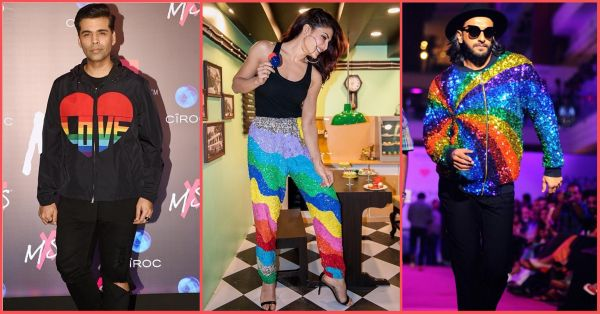 Let's Keep Only Clothes In The Closet! 5 Rainbow Fashion Items You Can Wear To Celebrate The Section 377 Verdict