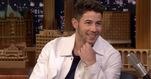 Nick Jonas Explaining His 'Roka' And A Blushing PC Is The Sweetest Thing You'll See Today!