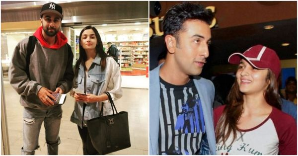 Ranbir Kapoor Has Eyes Only For Girlfriend Alia Bhatt & This Picture Is *Proof*!