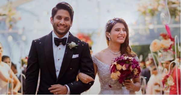 You'll Never Guess What Samantha Prabhu Is Gifting Her Hubby For Their First Anniversary!
