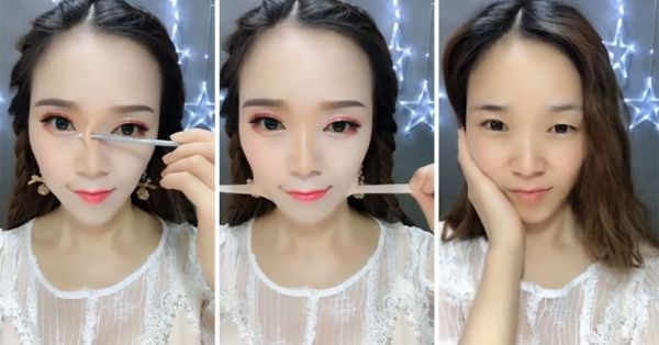 These Bizarre Japanese Beauty Videos Are Promoting Some Unrealistic Beauty Standards!