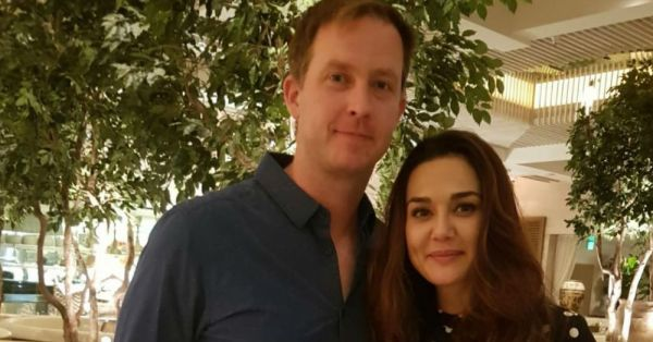 Preity Zinta Is Travelling For Work And Missing Her #PatiParmeshawar Way Too Much!