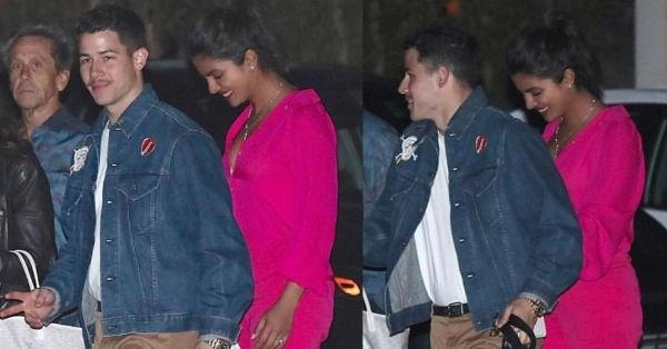 Priyanka Chopra's All-Pink Outfit Is The Best Thing You'll See This Friday!