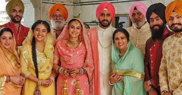 Taapsee Pannu Looks Like The Perfect Pind Di Bride In Manmarziyaan!