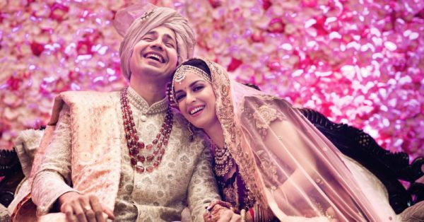 Finally Permanent Roommates: All The Pics From Sumeet Vyas & Ekta Kaul's Dreamy Wedding