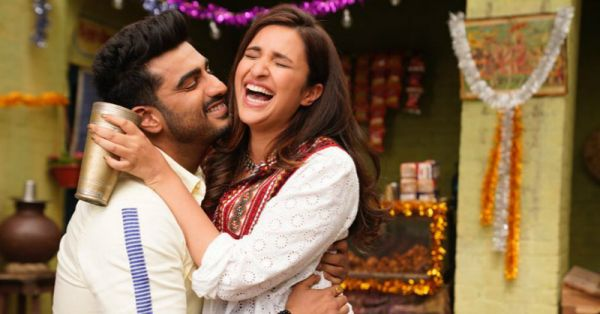 Whoa! Arjun Kapoor's Dadi Loves Parineeti Chopra And Wants Them To Get Married!