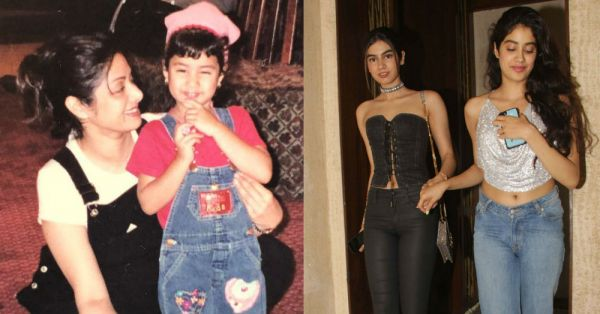 Follow Janhvi Kapoor's Lead And Wear Extra Trends With Denim To Pull Them Off Every. Single. Time