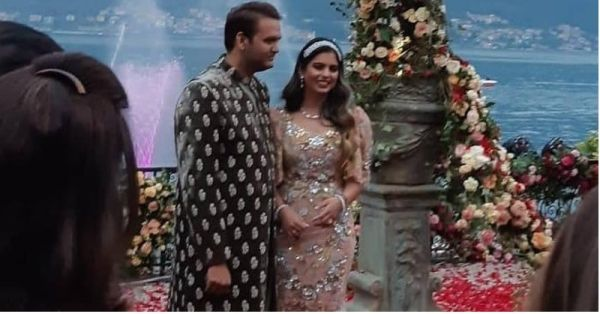 7 Facts From Isha Ambani's Grand Engagement That'll Make You Scream 'I'm Poor!'