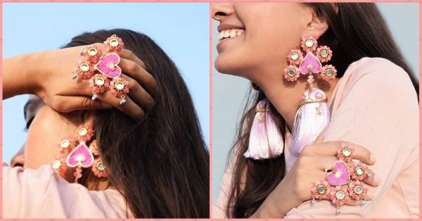 Outhouse Jewellery Just Launched A Mehendi Collection And It's Every Bride's Dream!