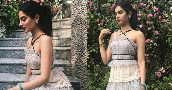 If Khushi Kapoor's Dress Were A Movie, It Would Be A *Friller*