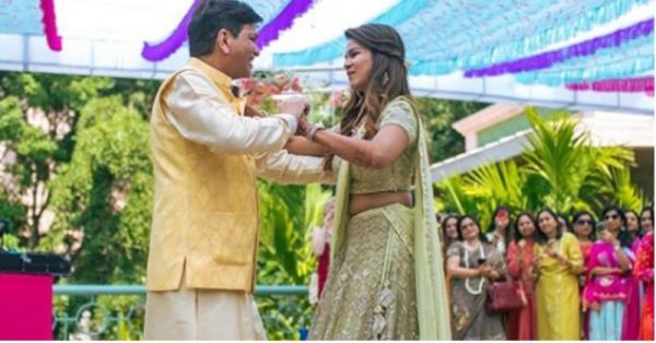 This Bride & Her Dad Danced On 'Abhi Na Jao Chhod Kar' & It's The Best Wedding Moment Ever!