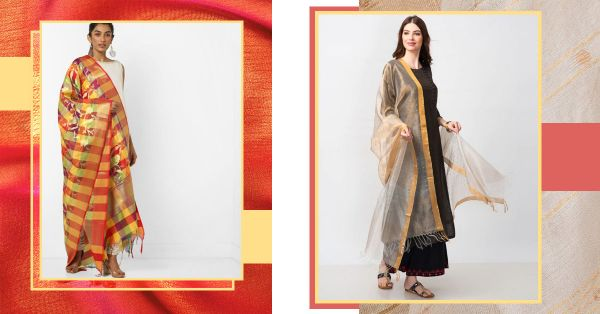 7 Fab And Festive Dupattas All You Diwali Divas Must Check Out