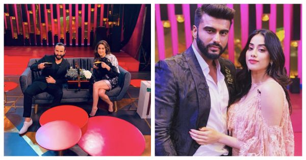 These Two Starkids Will Make Their Koffee With Karan Debut With Their Family!