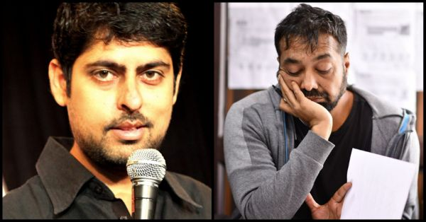 Comedian Varun Grover Accused Of Sexual Harassment, Anurag Kashyap Jumps To His Defence!