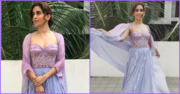 Cinderella Or Rapunzel? You Tell Us Which Princess Is Sanya Looking Like In This Gorgeous Outfit