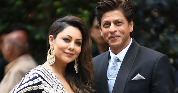 Gauri & Shah Rukh Khan's Adorable Love Story Will Have You Thinking Of Your Childhood Crush!