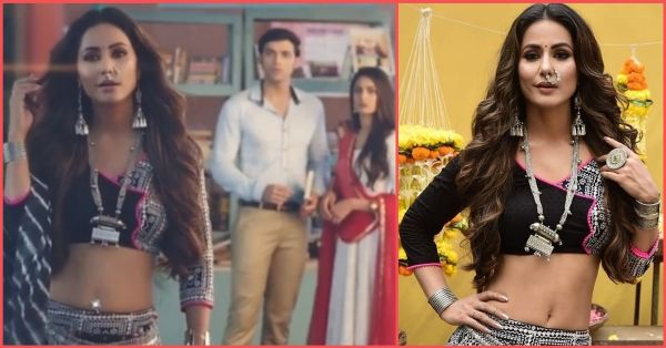 Hina Khan's Look As Komolika On Kasautii Zindagii Kay 2 Deserves Your Attention!