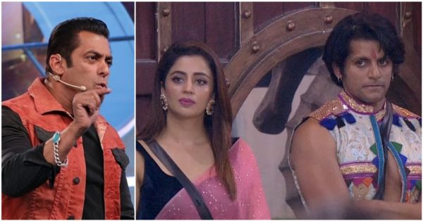 Bigg Boss Season 12 Weekend Ka Vaar: You Won't Believe Who Got Evicted!