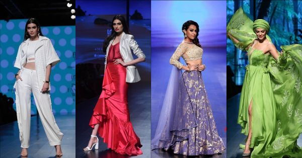 10 Times Bollywood Wowed Us On The Runway More Than They Did In Their Movies