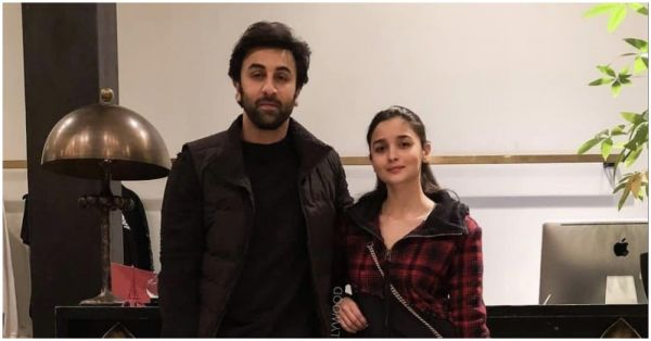 Alia Bhatt Travels 7,800 Miles To Be With Beau Ranbir Kapoor