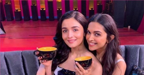 Koffee With Karan: 40 Most Memorable Moments From Alia & Deepika's Episode