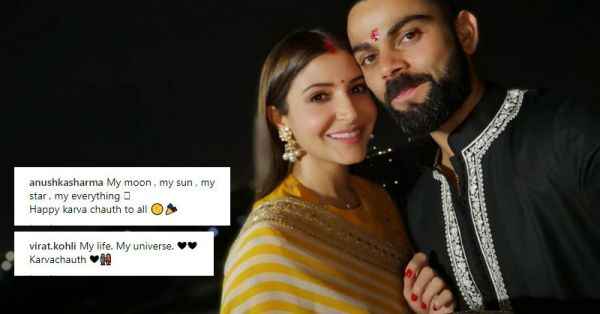 So In Love: Virushka's First Karva Chauth Pictures Are The Talk Of The 'Gram